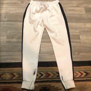FXN Pants - Striped Joggers